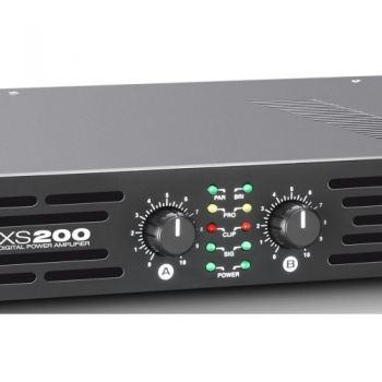 LD SYSTEMS XS 200 Etapa de Potencia