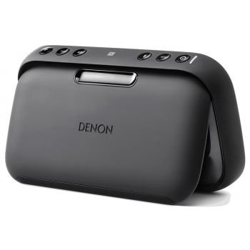DENON ENVAYA DSB200BK Negro Altavoz Bluetooth con Bateria