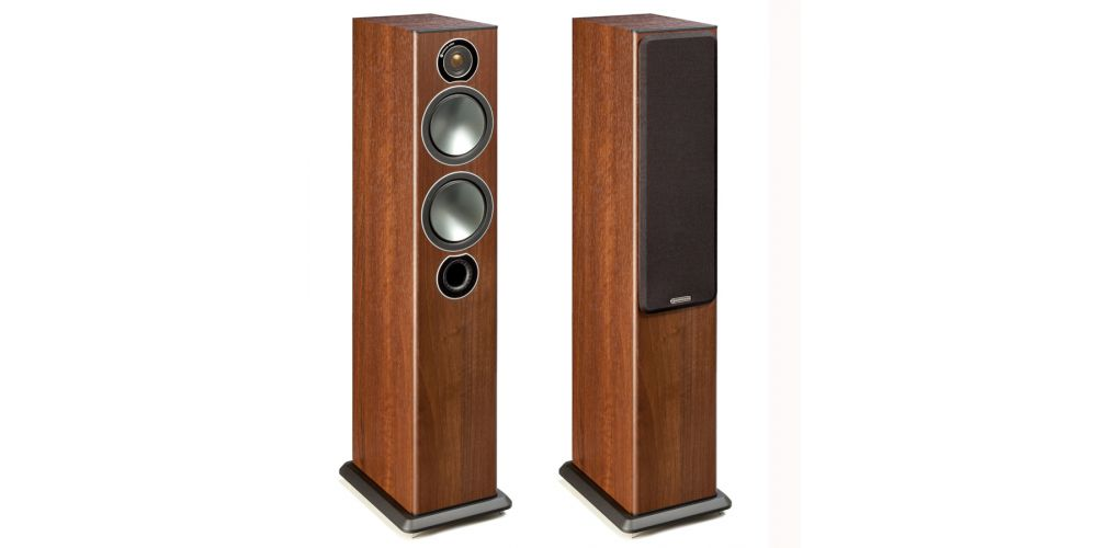 BRONZE 5 NOGAL MONITOR AUDIO ALTAVOZ PAR