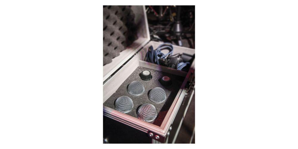 dap audio case 6 micros mano