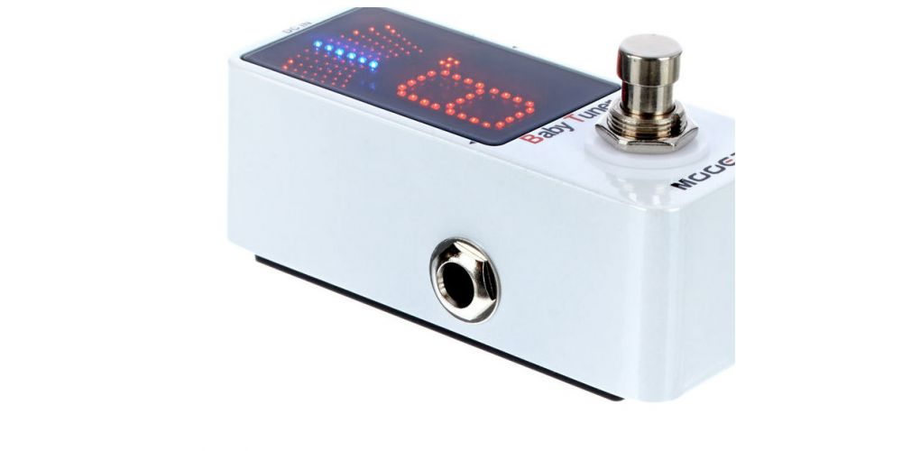 mooer baby tuner lateral