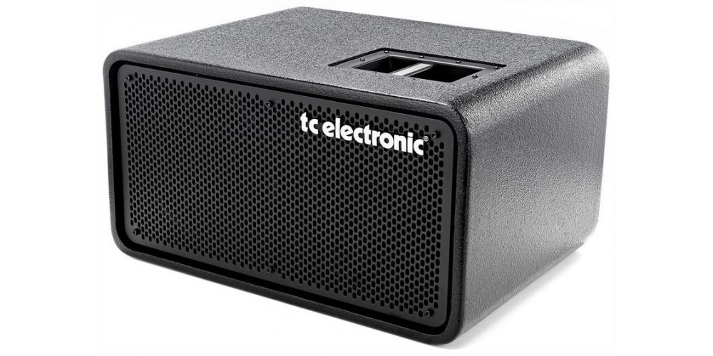 TC Electronic RS212 Pantalla
