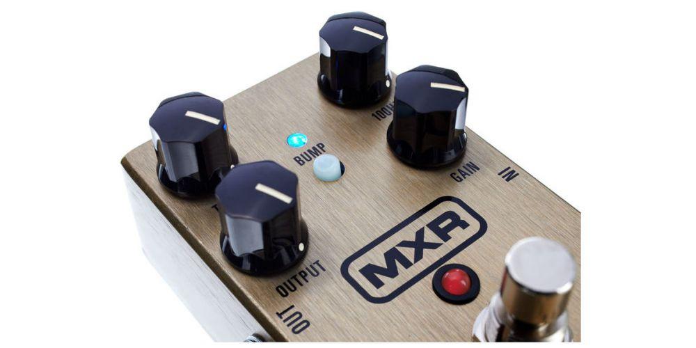 dunlop mxr m77 custom badass modified od knob