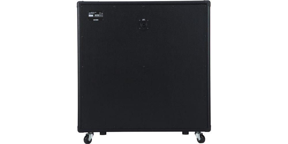 boss waza amp cabinet 412 back