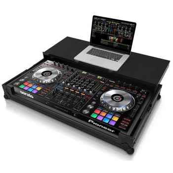 Zomo P-DDJ-SZ Plus NSE for 1 x Pioneer DDJ SZ + 2x Laptop