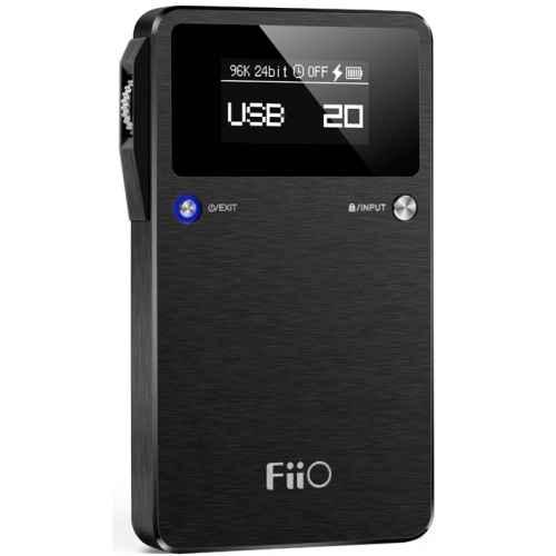 FiiO E17K DAC y amplificador