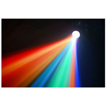 Beamz Cub4 II LED 2 x 10W Quad + 64 RGB DMX 153701