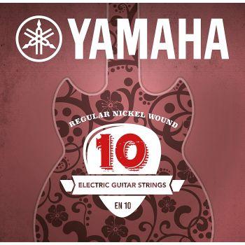 YAMAHA EN10 Cuerdas Guitarra Eléctrica 0.10-0.46