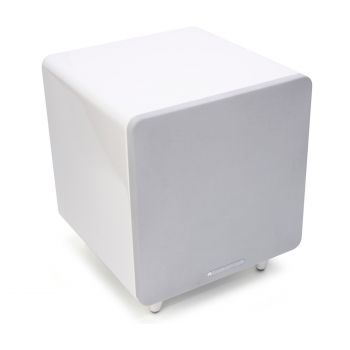 CAMBRIDGE MINX X301 White Subwoofer