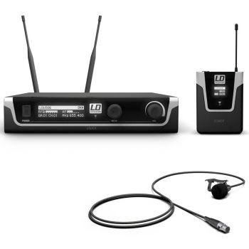 LD SYTEMS U506 BPL Micrófono Inalámbrico de Solapa