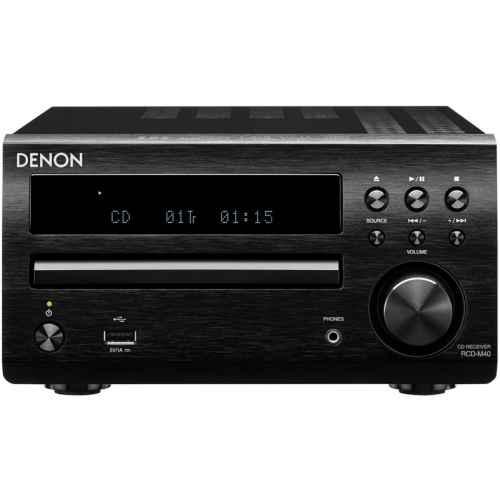 denon rcdm40 black