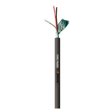 Audibax Bobina Cable DMX 100 Metros 2 X 0.23mm