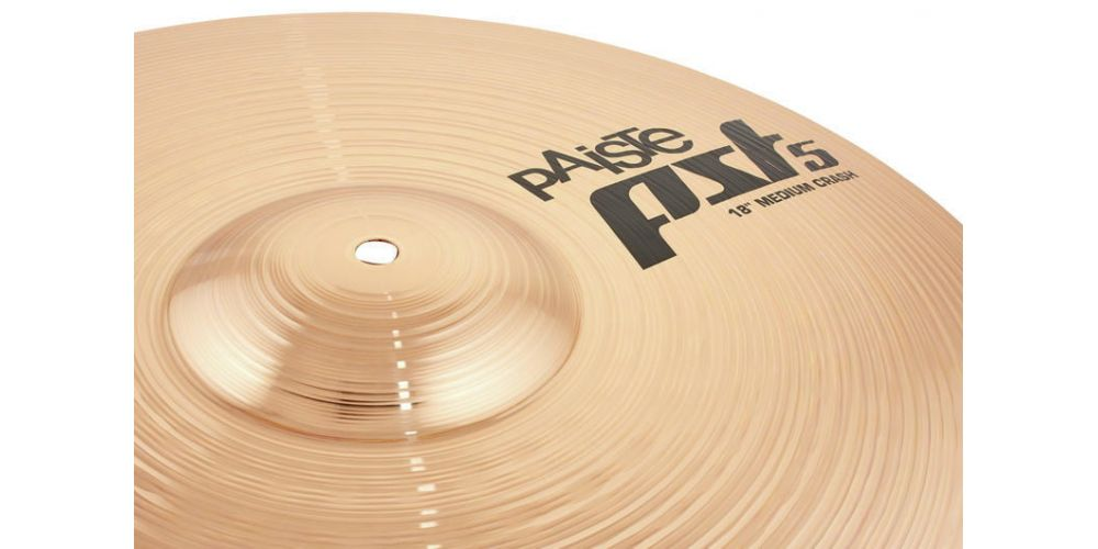 Paiste PST5 18Medium Crash 14