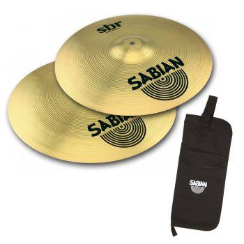 Sabian SBR50061 SBR Pack + Baquetero