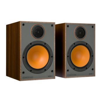 Monitor Audio Monitor 100 Walnut  Pareja Altavoces