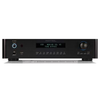 ROTEL RC-1572 Black Preamplificador
