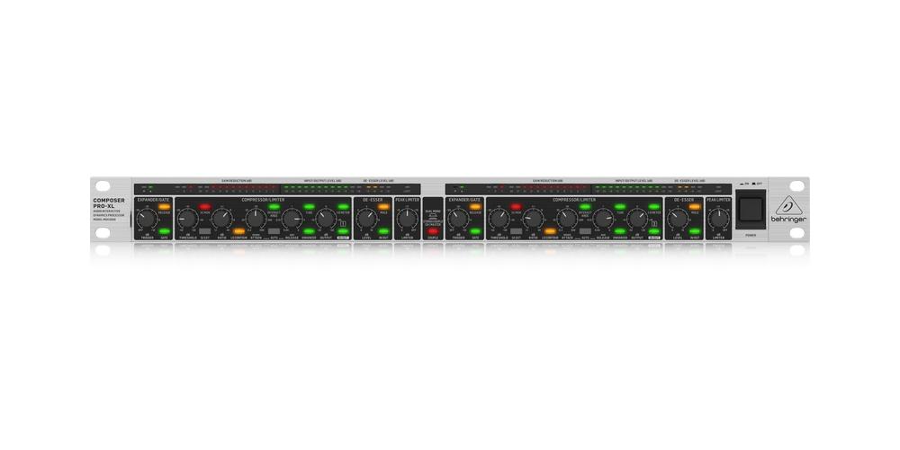 MDX2600 V2 behringer