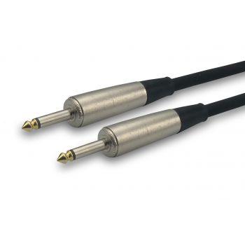 Audibax Power Amp Cable Jack Mono - Jack Mono 2x2,5 10 m Cable Altavoz