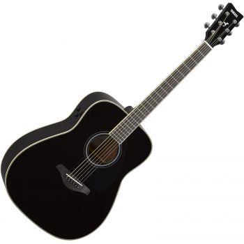 YAMAHA FG-TA BL Guitarra Electro Acústica