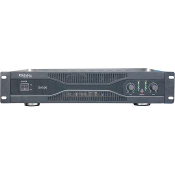 Ibiza Sound SA500 Etapa de Potencia 2 X 250W