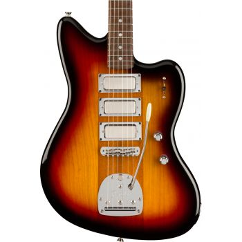 Fender Parallel Universe Volume II Spark-O-Matic Jazzmaster RW HHH 3 Tone Sunburst