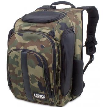 Udg U9101BC/OR Ultimate DIGI Backpack Black Camo/ Orange Inside Mochila Dj