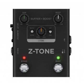 Ik Multimedia Z-Tone Pedal Preamplificador/Di
