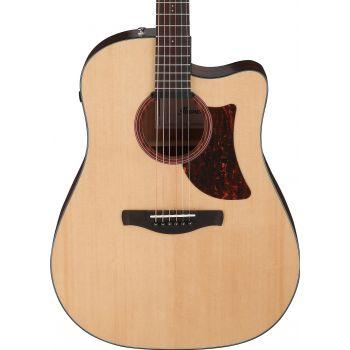Ibanez AAD170CE LGS Guitarra Electroacústica Advanced Natural Low Gloss