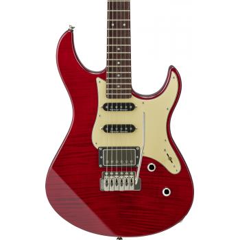 YAMAHA PACIFICA 612V II FMX FR Guitarra Eléctrica Fired Red