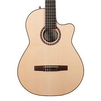 GODIN Arena Flame MN CW Dual Source EQ. Guitarra Clásica + Funda