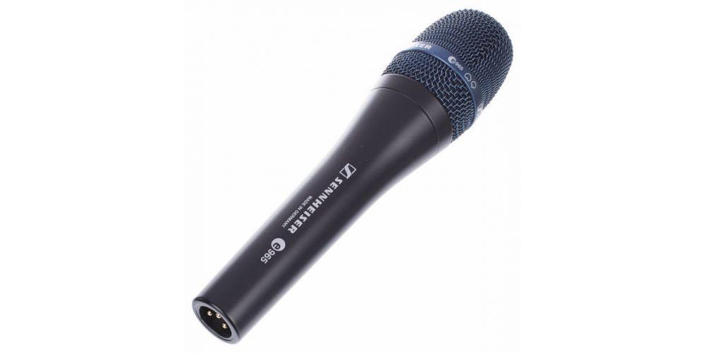 sennheiser e 965 microfono