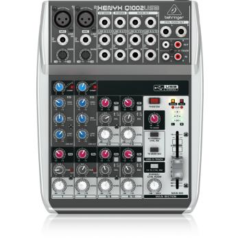 BEHRINGER Q1002USB XENYX Mezclador Q-1002-USB