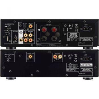 PIONEER P1-S Micro Cadena Componentes Plateado