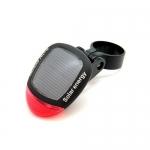 UNOTEC Luz Trasera Bicicleta con Bateria Solar 49.0002