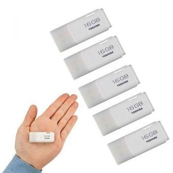 TOSHIBA USB 16GB (5 Unidades)