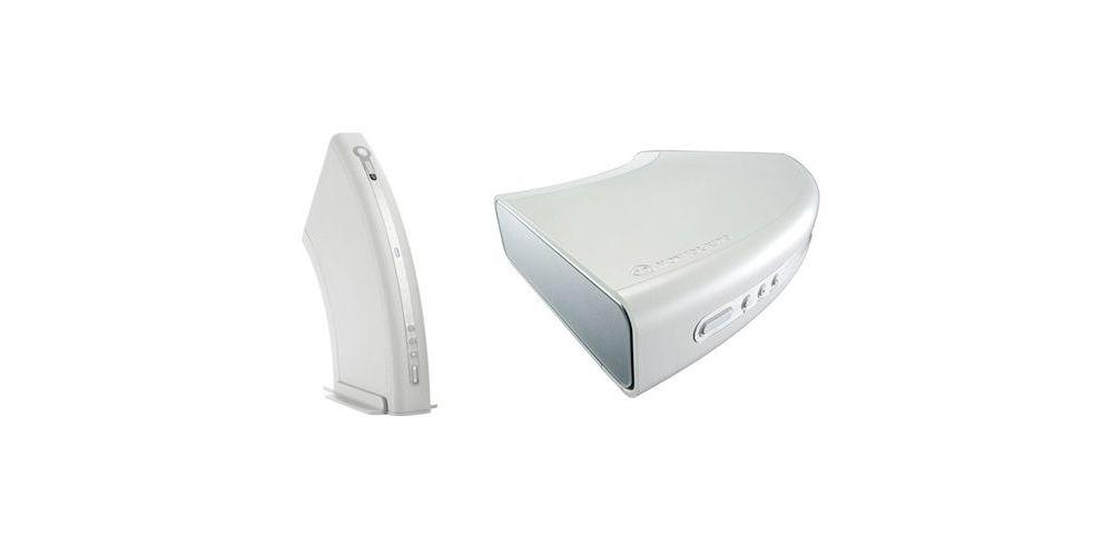 monitor audio a100 amplificador multizona white