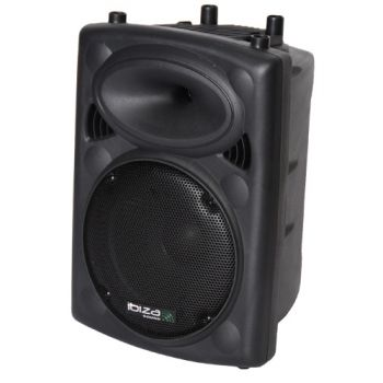 "IBIZA SOUND SLK12A-BT, Altavoz Activo 12"" , MP3, Bluetooth, 300 W"