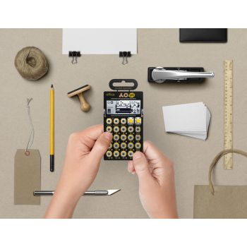 po24 office sintetizador teenage