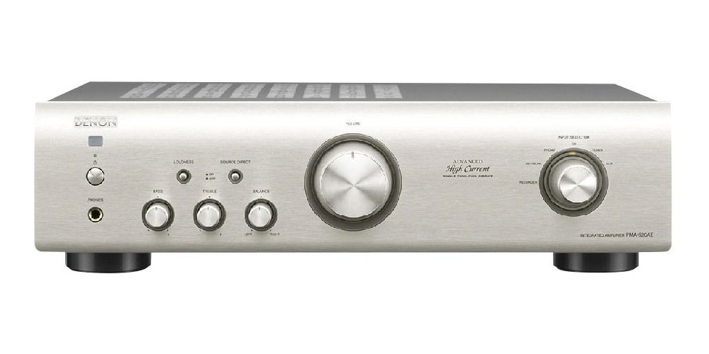 DENON PMA-520Silver SCM40 Cherry