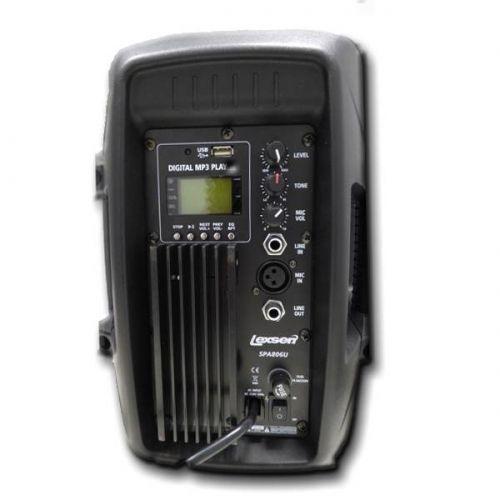 Lexsen SPA806 Altavoz Amplificado 8