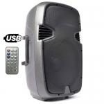 "Lexsen SPA806 Altavoz Amplificado 8"" USB / MP3"