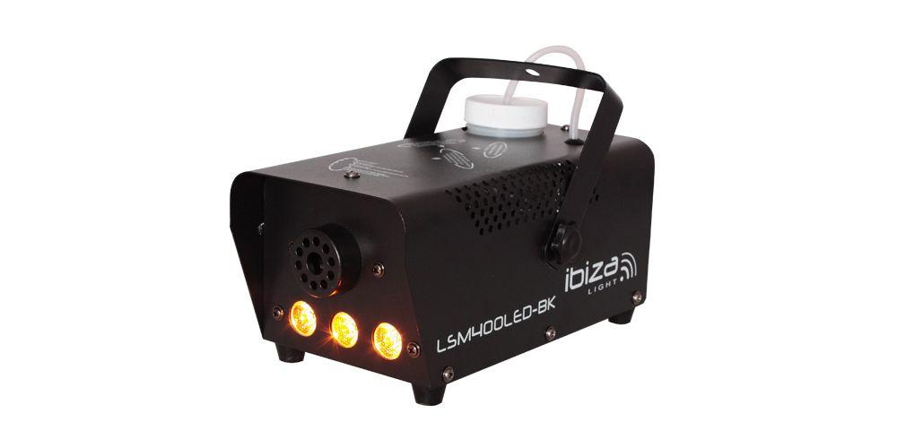 Ibiza Light LSM400 Led Black