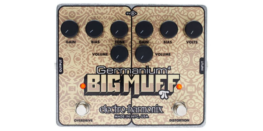 electro harmonix xo germanium 4 big muff 3