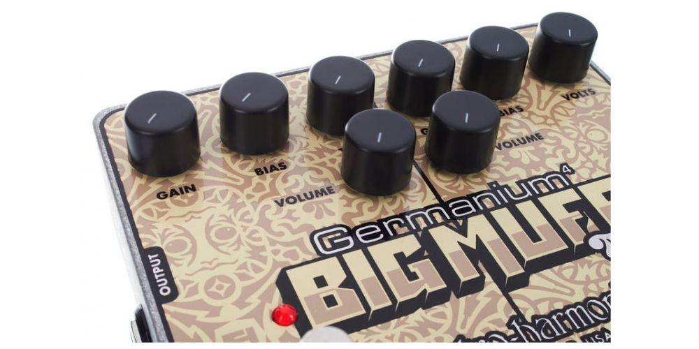 electro harmonix xo germanium 4 big muff 4