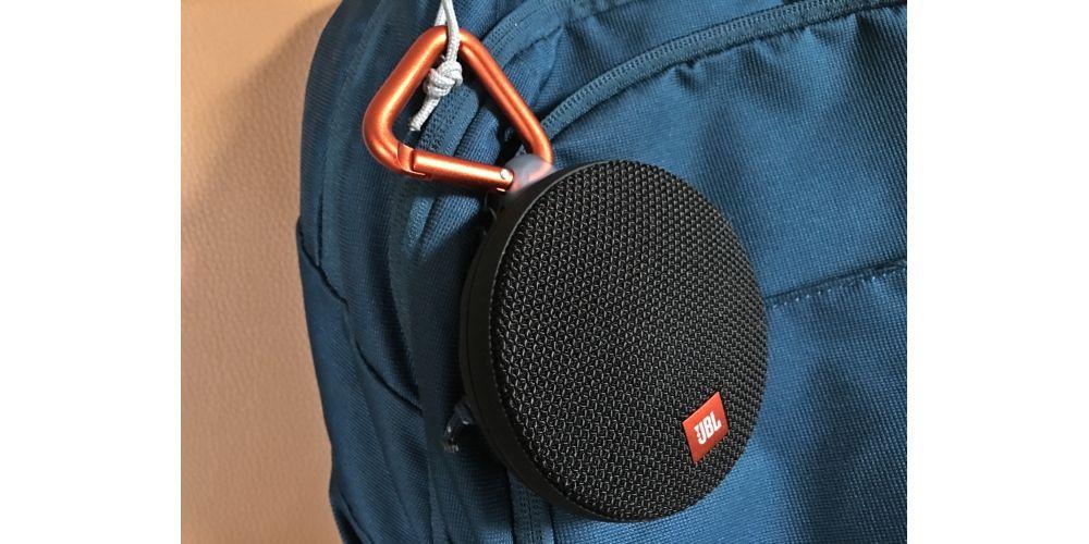 jbl clip2 bk altavoz bluetooth negro conexion jack portable