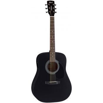 Cort AD810E BKS Guitarra acustica