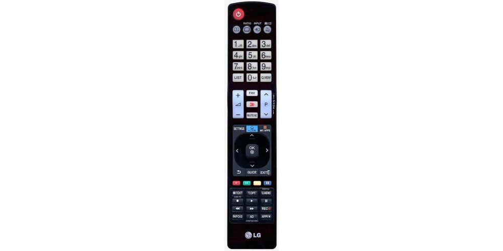 Mando original Tv LG AKB73615303 para TV. Funciones 3D