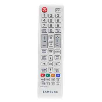 Mando TV Original de Samsung en blanco