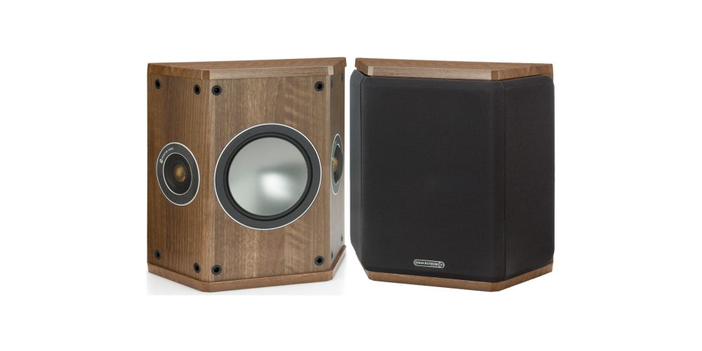 monitor audio bronze fx. walnut