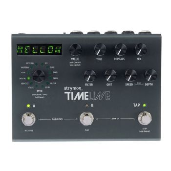 Strymon TIMELINE Pedal de efectos